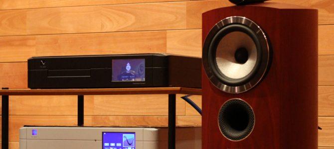 PS AudioのCDトランスポート&D/Aコンバーターを期間限定でご試聴いただけます。