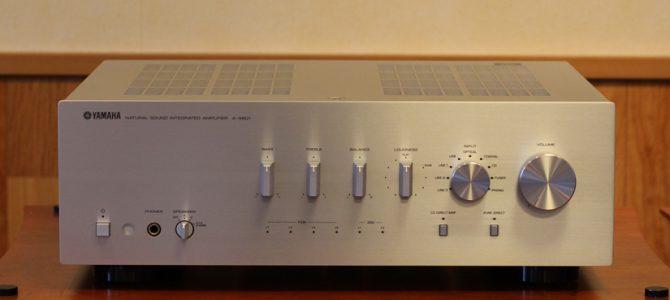 YAMAHAのプリメインアンプ A-S801の中古品を入荷致しました。