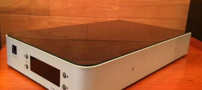 PS Audioのフォノイコライザー「NuWave Phono Converter」を試聴しました。