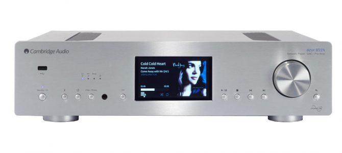 Cambridge Audio Azur 851Nダブルプレゼントキャンペーン