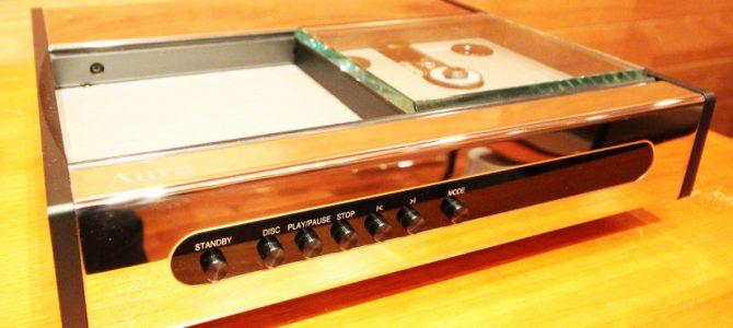 Auraのデザイン性の高いCDプレーヤー neoの中古品を入荷致しました。