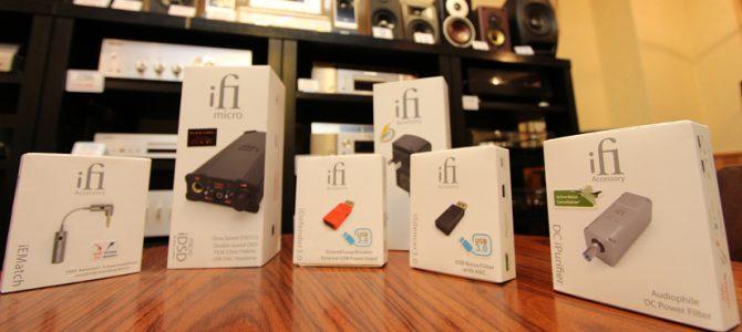 ifI Audioの製品をお借りしました。