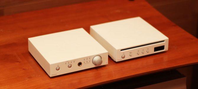 OlasonicのコンパクトなCDトランスポートとDACがお買い得になっております。