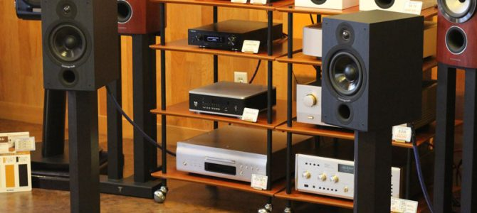 【脅威のハイコスト・パフォーマンス!!】Cambridge Audioのブックシェルフスピーカー SX-60のご紹介です。