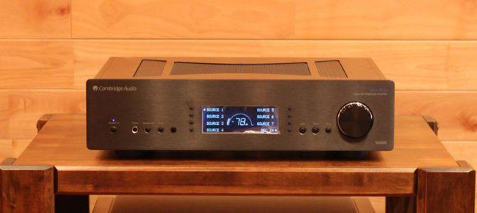 Cambridge Audioのフラッグシップ プリメインアンプ Azur 851Aのご紹介です。