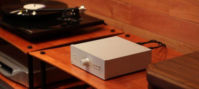 Pro-Jectの高性能フォノイコライザー Phono Box RSのご紹介です。