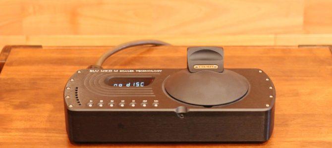 いま大注目のCHORD  Blu Mk II(CDトランスポート)を試聴しました。