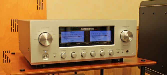 LUXMANから待望の505シリーズの後継プリメインアンプ L-505uXIIが発売されました。