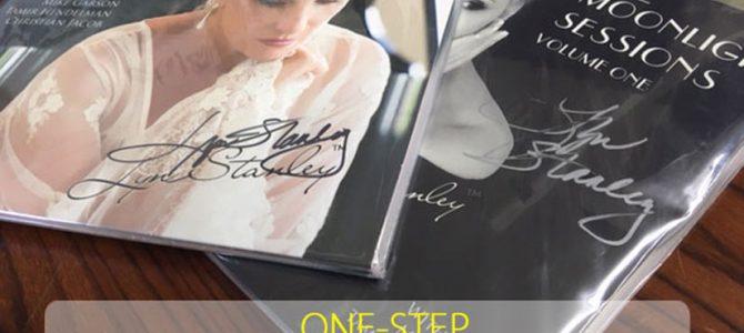 リン・スタンリーの新作が超・高音質盤で入荷しました!
