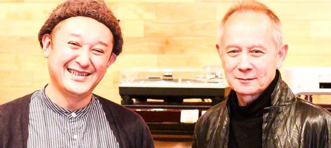 ラジオDJ、音楽評論家のピーターバラカン氏にお越しいただきました。