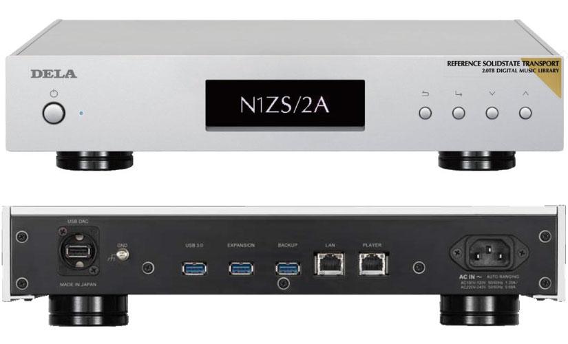 DELA/ハイレゾ対応デジタルミュージックライブラリ(NAS)/HA-N1ZS20/2A