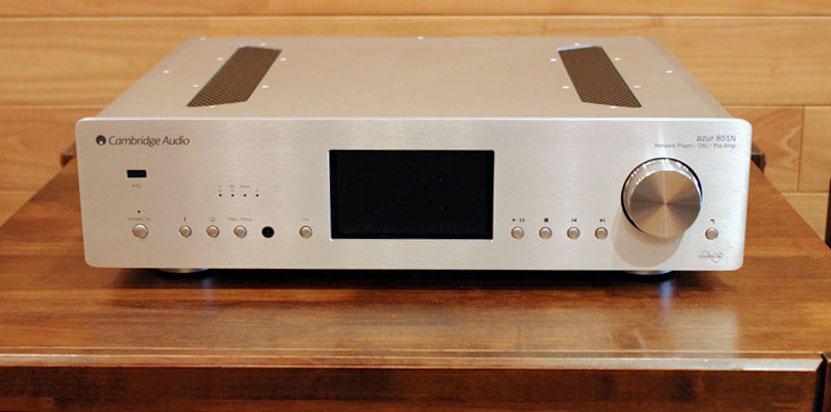 【中古品】Cambridge Audio/ネットワークオーディオプレーヤー/Azur 851N SLV【店頭展示有・ご試聴可】