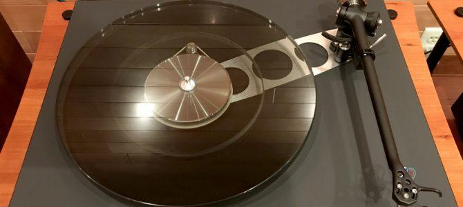 新しくRega Planar 6を展示することになりました。