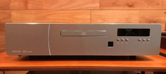 【新製品】ROKSANのK3シリーズを特別展示しております。