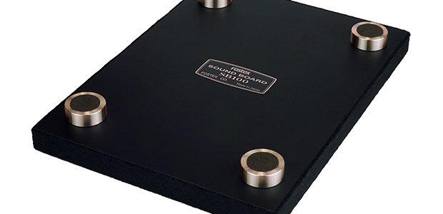 FOSTEXのコンパクトスピーカー用オーディオボード、SB100発売。