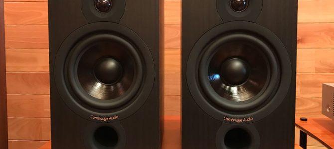 【残り1ペア】Cambridge Audioのスピーカー、SX-60が更にお得に