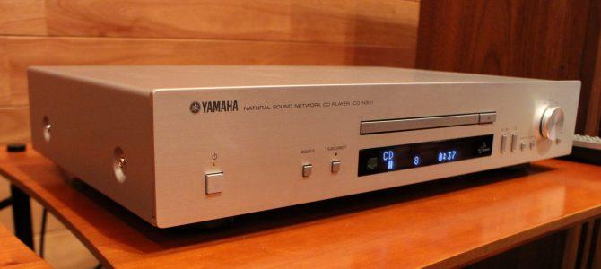 【優れたネットワーク機能!】YAMAHA CD-N301 のご紹介です。
