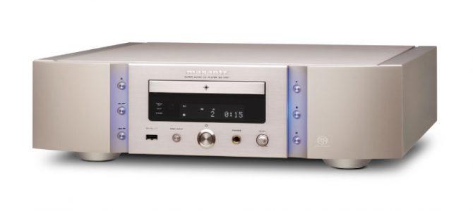 MARANTZのSACDプレーヤー「SA-14S1」を箱潰れ新品特価で!