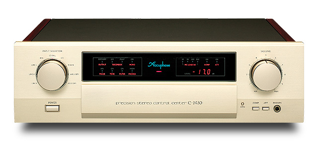 ACCUPHASE/プリアンプ/C-2420