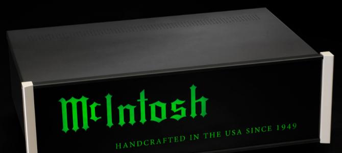 McIntoshのラインナップに4つの新製品が追加されました!