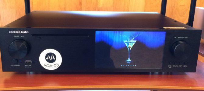 【一台あれば超便利!】「Cocktail Audio X50D」を期間限定で展示中です。