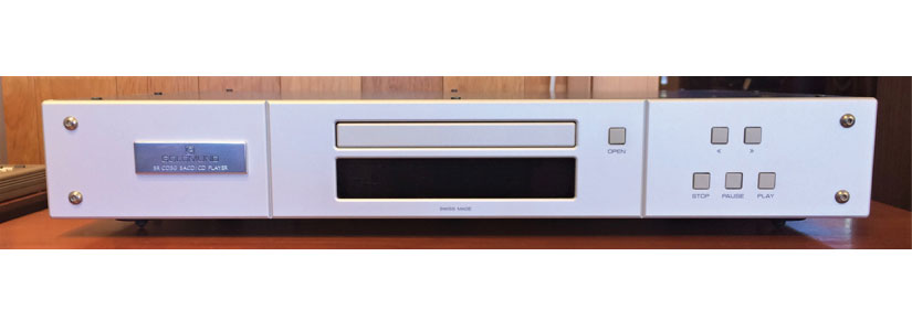 GOLD MUND/SACD・CDプレーヤー/MIMESIS SR CD3-G