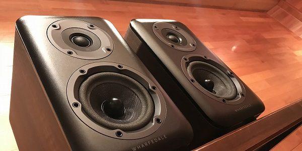 【レビュー】Wharfedaleのブックシェルフ、D320を聴いてみました!
