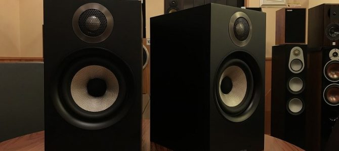 【600シリーズ】B&Wの603と607を店頭展示/試聴しました!