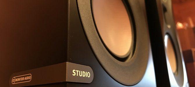 【試聴してみました】Monitor AudioのSTUDIOを店頭に展示致しました