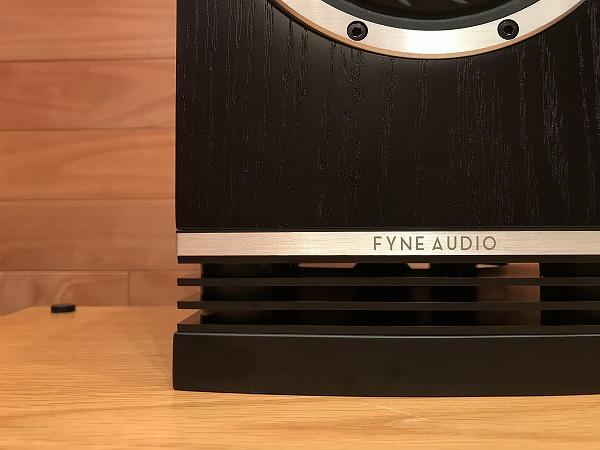 FYNE AUDIO/スピーカー/F500