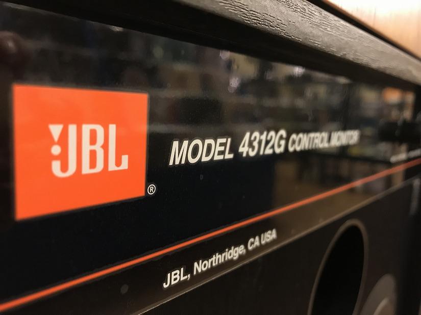 JBL/スピーカー/4312G(ペア)