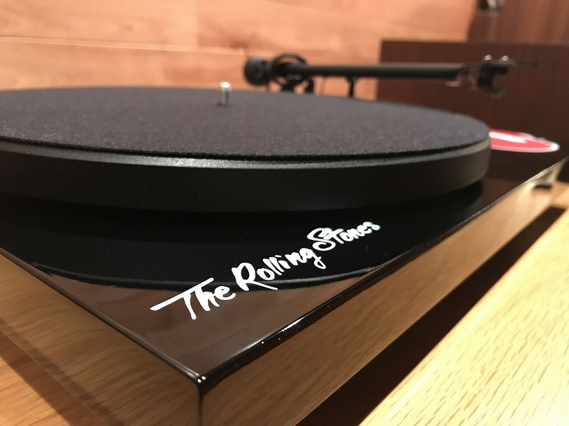 The Rolling Stones Recordplayer