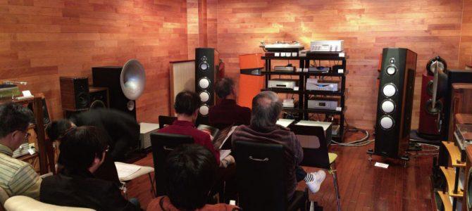 【ACCLARA発売記念試聴会レポ】圧倒的なライブ感を誇るハイエンドスピーカーシステムを体験しました!