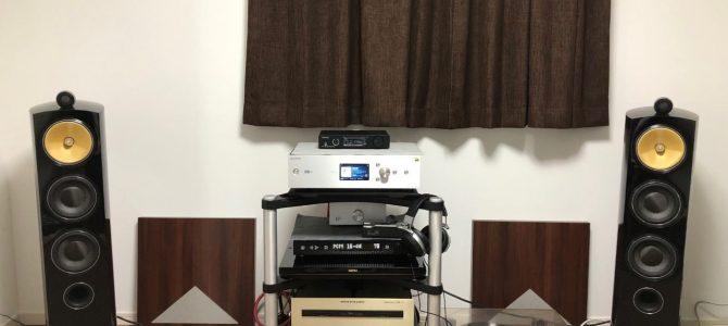 【ルームチューニングパネル】音快速 KP-01、KP-02 試聴レビュー