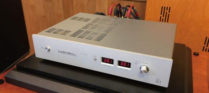 【コンパクトパワーアンプ】LUXMAN M-200 を試聴しました!