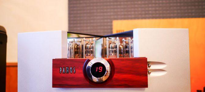 From Italy! PATHOSのプリメインアンプLogos MkIIを部屋に招き入れたくなる3つの理由とは?