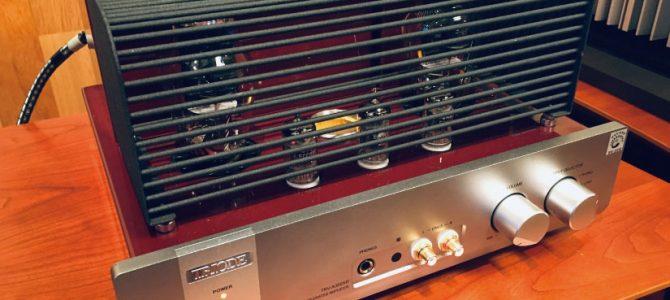 【真空管】TRIODE TRV-A300XR (PSVANE WE300B仕様)を聴きました。
