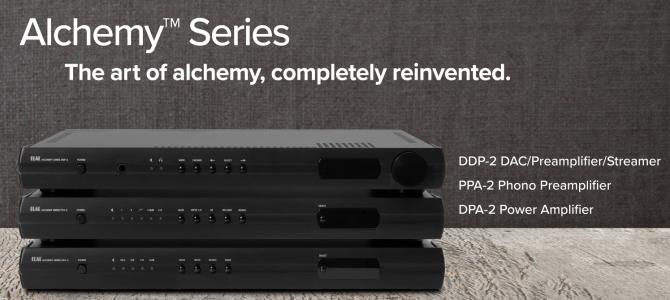 【期待の低コスト高パフォーマンス機】ELAC Alchemy シリーズ発売。~DDP-2、PPA-2、DPA-2~
