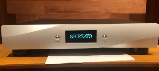 シンプルで美しいデザインなネットワークプレーヤー。SFORZATODSP-Pavoの実力はいかに!?