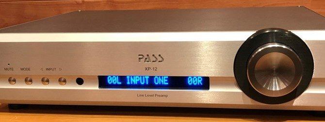 PASSのセパレートアンプ「XP-12」「X150.8」を展示中です。~エレクトリフェア~