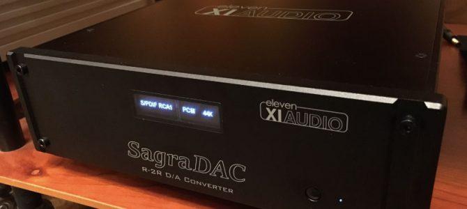 【R-2Rラダー抵抗変換方式】XI AUDIO「SagraDAC」を聴いた。