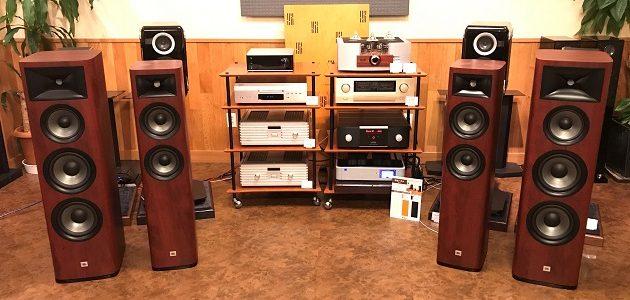 【比較試聴】JBLのSTUDIO6シリーズ「680」と「698」を試聴しました。