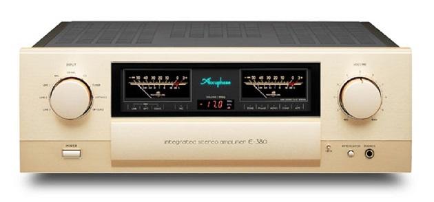 【出力20%アップ】アキュフェーズのプリメインアンプ「E-380」のご紹介です。