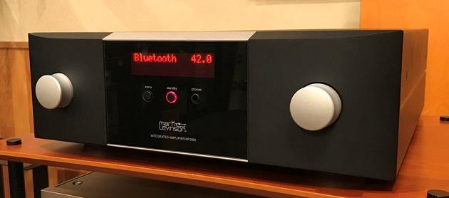 【伝統と最新技術の融合】Mark Levinsonのプリメインアンプ「No5805」をご試聴いただけます。