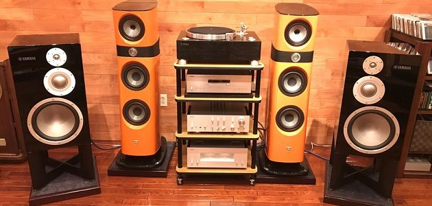 【遂にGT-5000導入。】YAMAHAのフラッグシップ5000シリーズがフルセットでご試聴頂けます。~GT-5000、NS-5000、C-5000、M-5000~