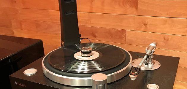 【レコード盤の静電気を除去】DS AUDIOのイオナイザー「ION-001」を使ってみました。