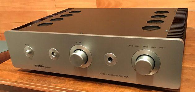 【イギリスの伝統のサウンド】SUGDEN AUDIOのプリメインアンプ「A 21SE」のご紹介です。