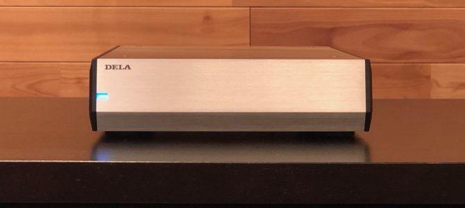 『スイッチングハブで音が良くなるんですか?なるんです!!』DELA ネットワークスイッチ 「S100」 徹底試聴レビュー
