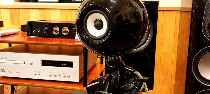 『このスピーカーは小さな巨人だ!』ECLIPSE スピーカー 「TD508MK3」 試聴レビュー
