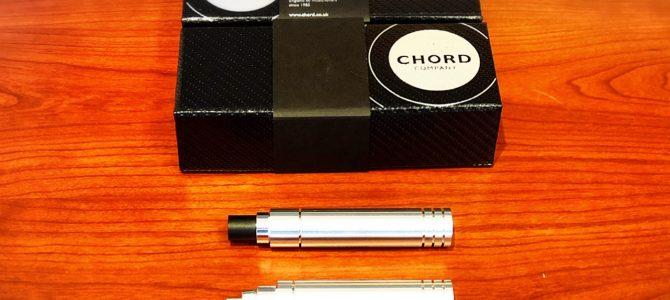 『オーディオ機器に有るノイズをポンプのように吸い取る??!』CHORD COMPANYの「 GroundARAY ( グラウンド アレイ ) 」を試してみました!